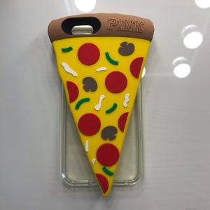 VS PINK pizza iPhone 6 case